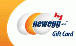 Newegg.ca Online Gift Card (Electronic Delivery)
