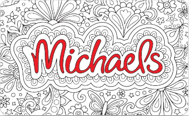 Michaels Standard Gift Card (Physical Delivery)