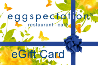 Eggspectation Online Gift Card (Electronic Delivery)