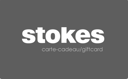 Stokes Standard Gift Card (Physical Delivery)