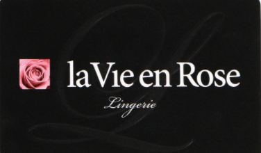 la Vie en Rose Standard Gift Card (Physical Delivery)