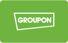 Groupon Online Gift Card (Electronic Delivery)