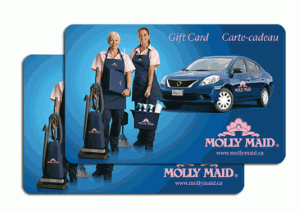 Molly Maid Online Gift Card (Electronic Delivery)