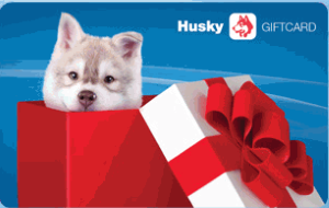Husky Standard Gift Card (Physical Delivery)
