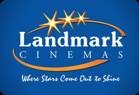 Landmark Cinemas Online Gift Card (Electronic Delivery)