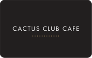 Cactus Club Cafe Online Gift Card (Electronic Delivery)