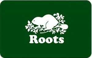 Roots Online Gift Card (Electronic Delivery)