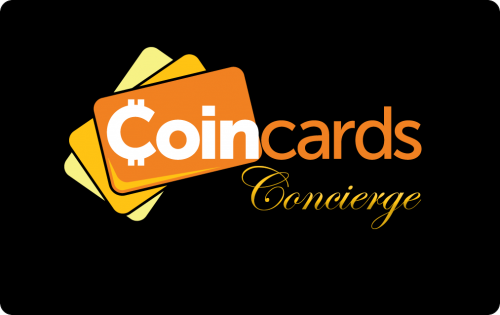 Coincards Concierge
