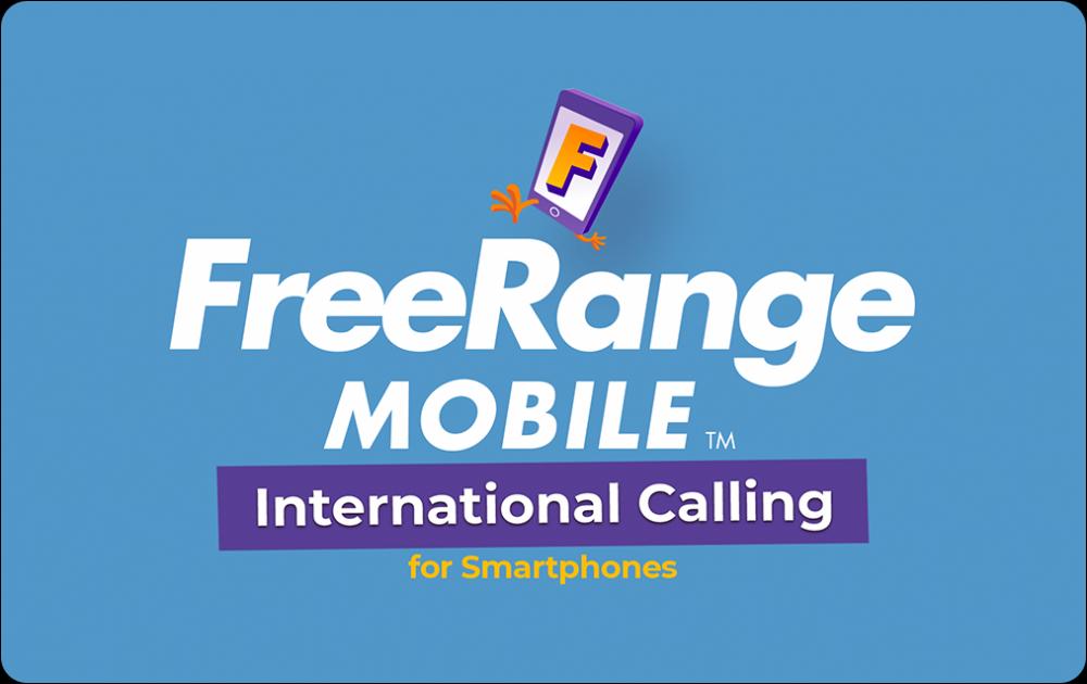 FreeRange Mobile International Calling